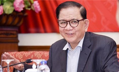 Nguyên Bộ trưởng Ngoại giao Nguyễn Dy Niên: Thế và lực của đất nước đang rất thuận lợi cho đối ngoại