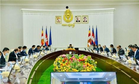 Nội các Campuchia thông qua dự thảo sửa đổi Hiến pháp