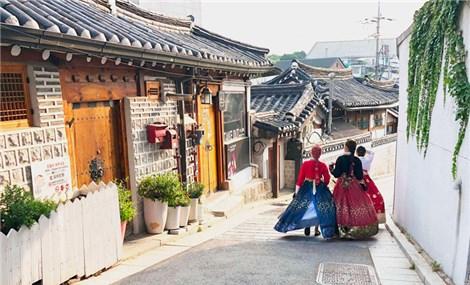 Những ngôi làng xinh đẹp ở Hàn Quốc