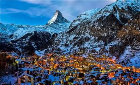 Đến Thụy Sỹ ngắm những khung cảnh đẹp như tranh vẽ