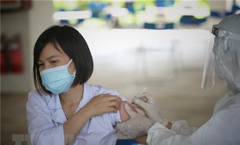 Tiêm vaccine cho 95% trẻ từ 12 đến 17 tuổi trong quý IV năm 2021