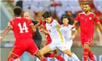 Thua ngược 1 - 3 trước Oman, tuyển Việt Nam tiếp tục trắng tay