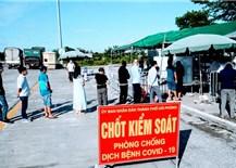 Hải Phòng tiếp nhận hành khách về từ các địa phương trên tuyếnô tô cố định liên tỉnh