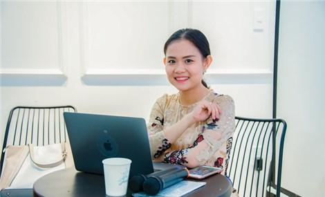 Nữ doanh nhân thực hiện mô hình tinh gọn để giảm thiểu rủi ro trong mùa dịch