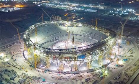 Hé lộ danh tính doanh nghiệp Việt trúng gói thầu sân vận động World Cup 2022 tại Qatar