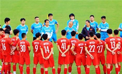 Tuyển Việt Nam cần duy trì tinh thần lạc quan ở vòng loại World Cup