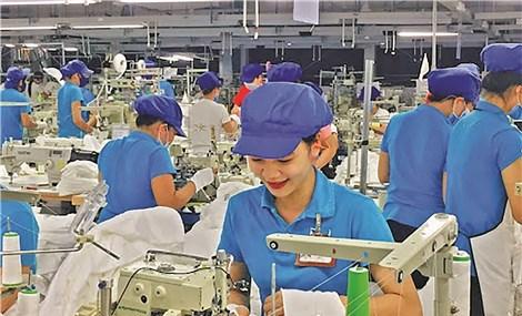 Ổn định nguồn nhân lực để tái sản xuất
