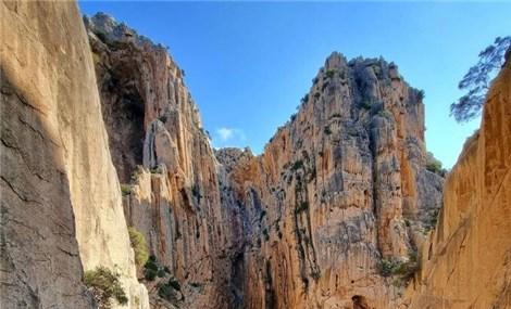 Con đường tử thần thách thức du khách ở Tây Ban Nha