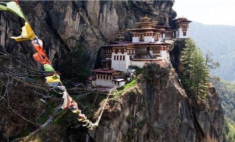 Vị du khách duy nhất của Bhutan trong đại dịch