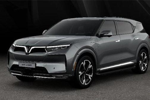Ô tô điện Việt Nam ra mắt tại Los Angeles Auto Show 2021