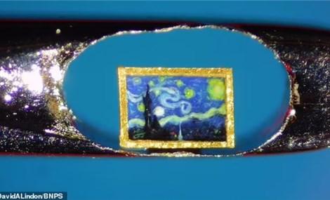 """6 bức tranh """"lọt lỗ kim"""" có giá gần 3 tỷ đồng"""
