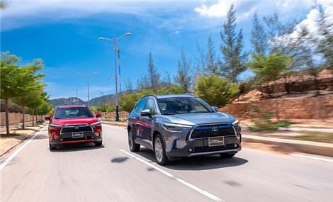 Tương quan doanh số các hãng ôtô tại Việt Nam