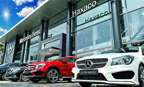 Vietnam's largest Mercedes dealer has a record loss, paralyzed by the pandemic