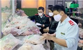 Quản lý chặt chất lượng nông sản