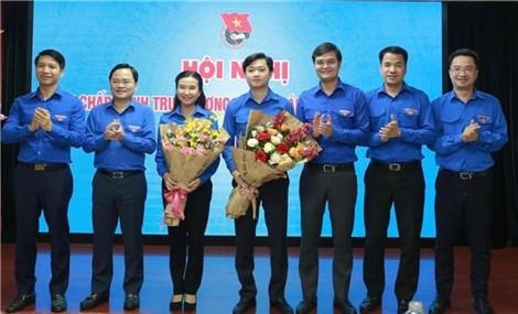 Ông Nguyễn Minh Triết và bà Nguyễn Phạm Duy Trang làm Bí thư Trung ương Đoàn