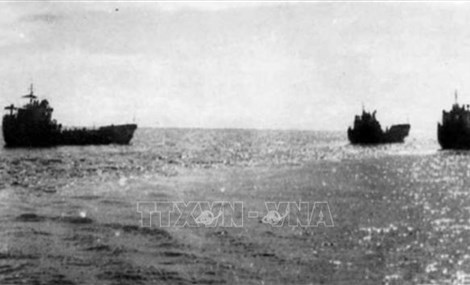 Đường Hồ Chí Minh trên biển và bài học về xây dựng, bảo vệ Tổ quốc trong giai đoạn hiện nay