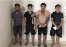 Bắt giữ 6 đối tượng xuất cảnh trái phép sang Campuchia