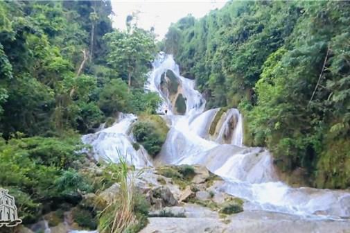 Thác Nặm Tạu thác nước tự nhiên đẹp nhất Hà Giang