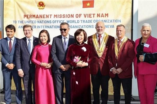 Ngày Văn hóa Việt Nam-Thụy Sỹ tại Geneva thúc đẩy giao lưu nhân dân giữa hai nước
