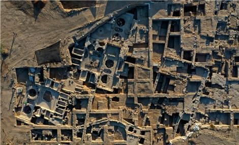 Tàn tích nhà máy rượu vang cổ đại lớn nhất thế giới