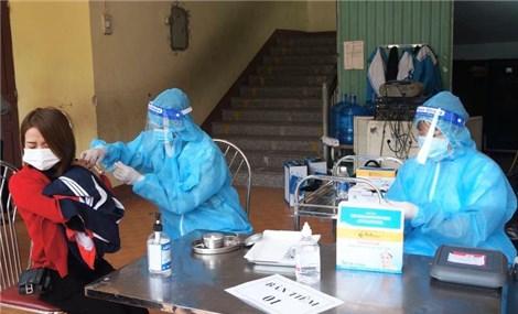 Phú Thọ: 3 chùm lây nhiễm trong cộng đồng chưa xác định được nguồn lây