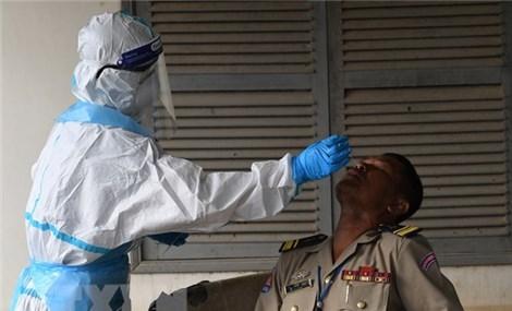 Tình hình dịch COVID-19 giảm tại Campuchia