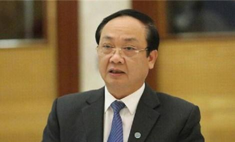 Thi hành kỷ luật ông Nguyễn Thế Hùng, nguyên Phó Chủ tịch UBND TP Hà Nội