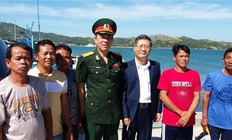 Việt Nam-Philippines: Tình hữu nghị hai bên bờ Biển Đông