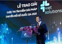 Viet Solutions 2021 công bố nhà vô địch và phát động mùa giải mới