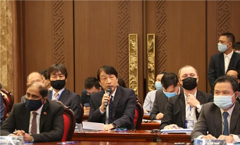 Doanh nghiệp FDI kiến nghị Hà Nội tháo gỡ khó khăn
