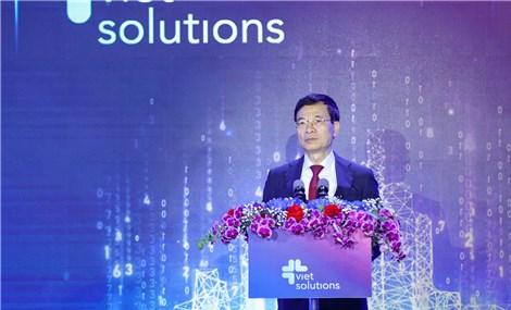 Viet Solutions 2022 phải đổi mới mạnh mẽ, giải được nhiều bài toán giúp Việt Nam bứt phá