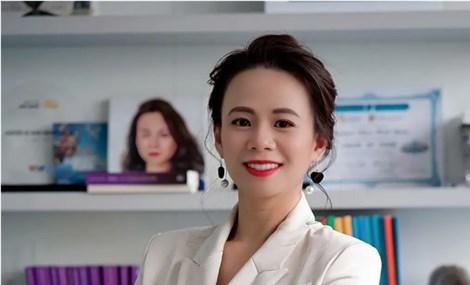 Gặp gỡ nữ sáng lập startup edtech muốn học sinh Việt Nam vươn tầm