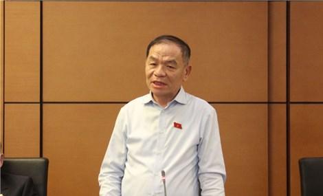 ĐBQH Lê Thanh Vân: Cần xem xét địa vị pháp lý của Tổng cục Thống kê