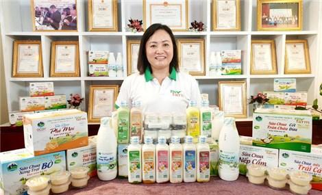 Tạo sự khác biệt, hướng tới xuất khẩu cho dòng sữa Ba Vì