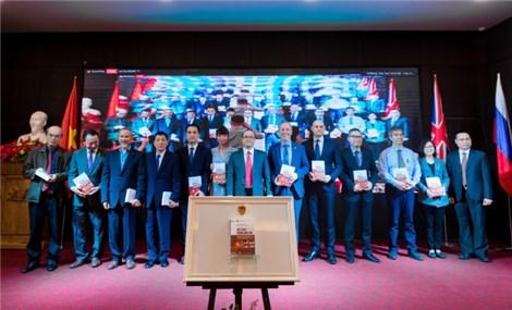 Diễn đàn kinh tế và thương mại Việt - Anh bàn giải pháp phát triển bền vững