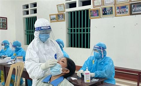 Phú Thọ có thêm 17 ca dương tính SARS-CoV-2
