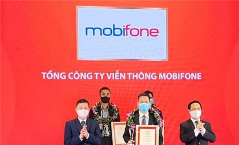 MobiFone giữ vị trí thứ 4 trong Top 10 công ty công nghệ uy tín