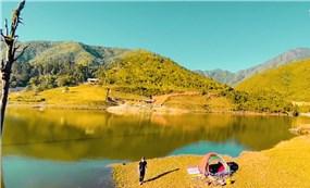Séo Mý Tỷ hồ nước nhân tạo cao nhất Việt Nam