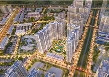 Sống đẳng cấp giữa cộng đồng 20 quốc tịch tại thành phố quốc tế phía Tây Hà Nội