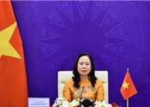 Phó Chủ tịch nước Võ ThịÁnh Xuân: Hãy để Việt Nam và Bulgaria phát huy hết tiềm năng hợp tác