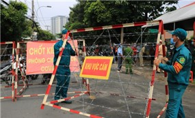 TP.HCM dừng hoạt động tất cả chốt kiểm soát cửa ngõ thành phố