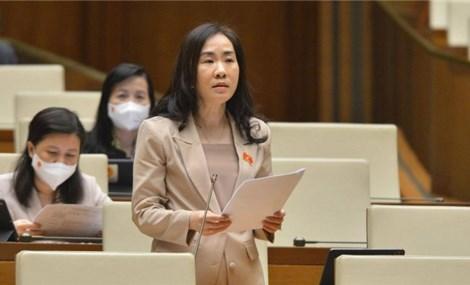 Đại biểu Quốc hội đề nghị làm rõ quyền huy động người, thiết bị của cảnh sát cơ động