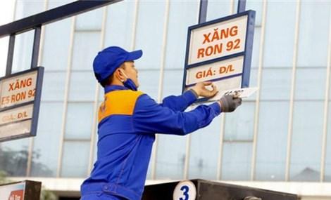 Giá xăng tăng lên mức cao nhất 7 năm qua