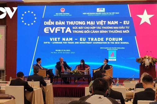 Việt Nam lọt top 10 nước cung ứng hàng hóa lớn nhất vào thị trường EU