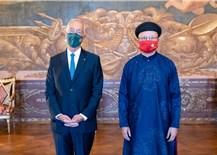 Việt Nam-Bồ Đào Nha: Mối quan hệ đặc trưng