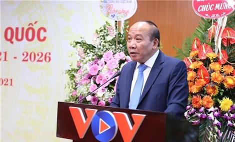 Phó Tổng Giám đốc VOV Trần Minh Hùng làm Chủ tịch Hội hữu nghị Việt Nam – Indonesia