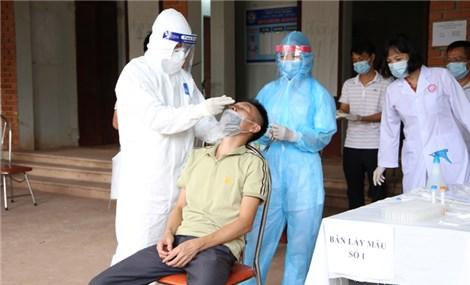 Bắc Giang lại yêu cầu xét nghiệm, cách ly đối với người đến/về từ Hà Nội